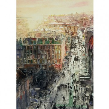Paris Street – original sold