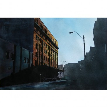 West Bottoms, Kansas City – original sold