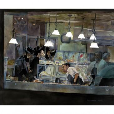 Brooklyn Butcher Shop – original sold
