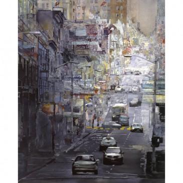 Clay Street, San Francisco – original sold