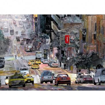 California Street, San Francisco – original sold
