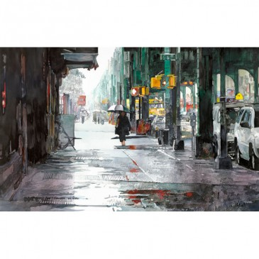New Utrecht Avenue – original sold