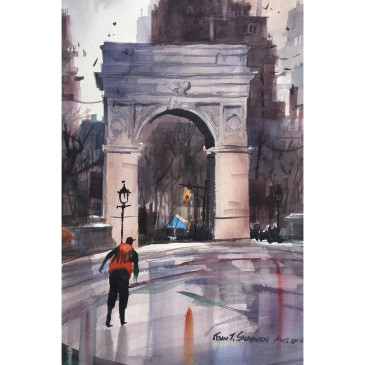 Washington Square Park – Original has sold