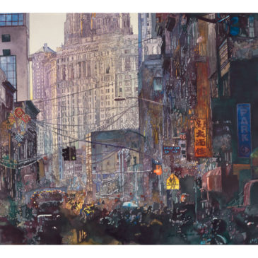 Lower Manhattan – Original has sold