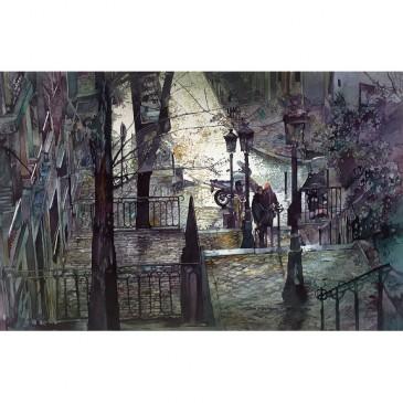 Montmartre – original sold