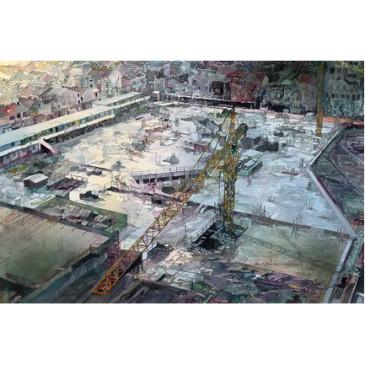 Shanghai Construction – original sold