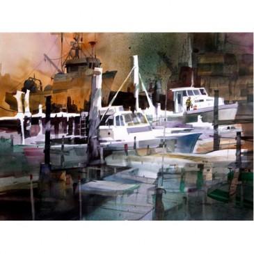 Gloucester Boatyard – original sold