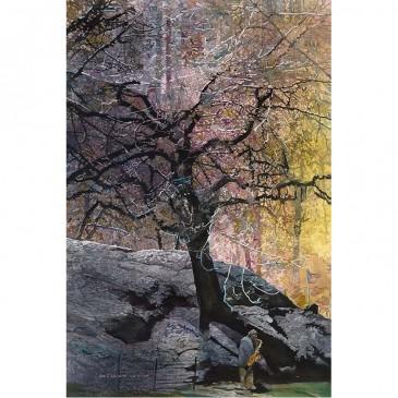 Autumn in New York – original sold