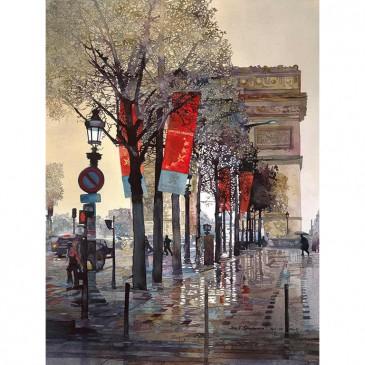 Arc de Triomphe – original sold