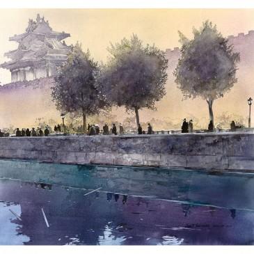 Forbidden City – original sold