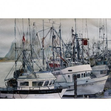 Morro Bay – Original Sold
