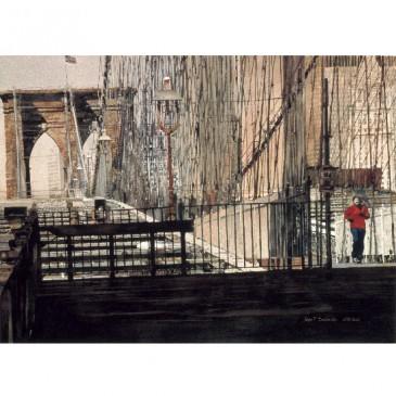 Brooklyn Bridge, NY – original sold