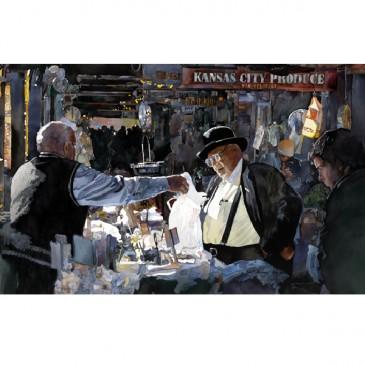 Kansas City Produce – original sold