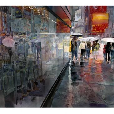 Rainy Day – original sold