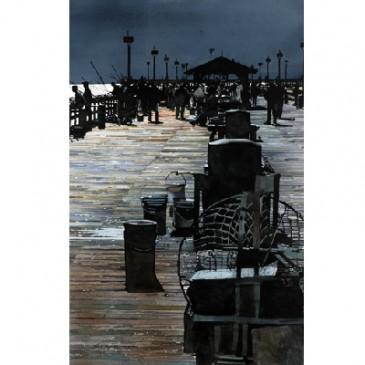 The Pier – original sold