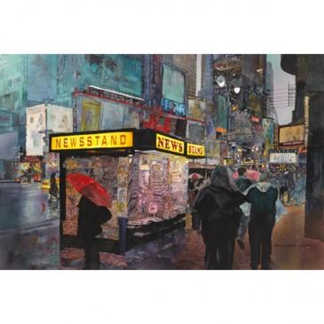 News Stand – original sold