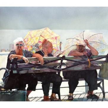 Brighton Beach Trio – original sold