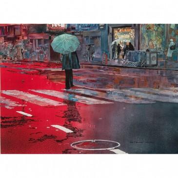 Neon Reflections – original sold
