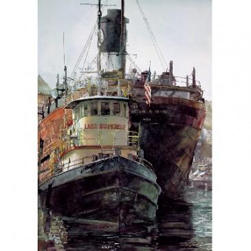 Lake Superior – original sold