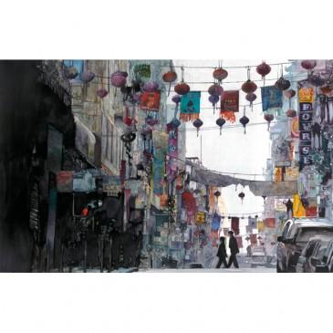 Grant Lanterns – original sold