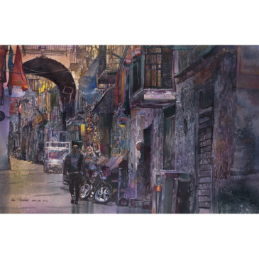 Old Neighborhood, Napoli