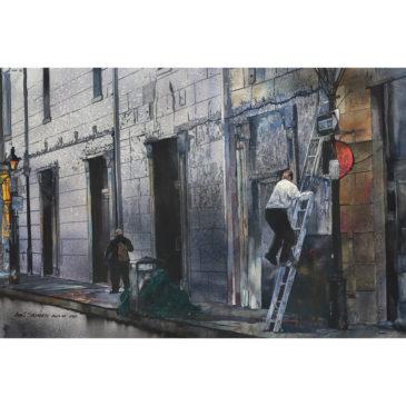 French Quarter – Ladder
