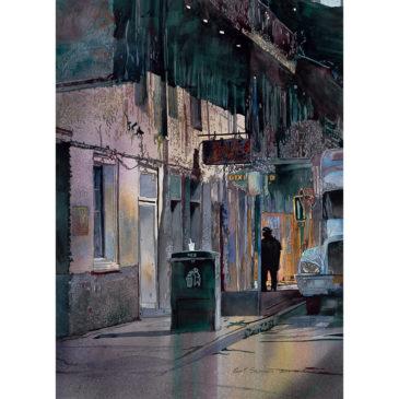 French Quarter Shadows