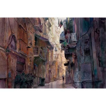 Morning in Napoli