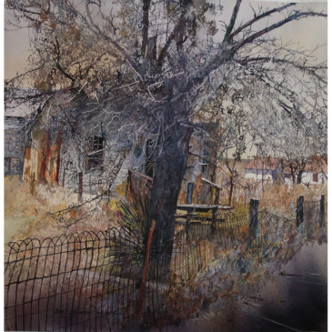 Kent, West Texas – Original has sold – 2nd place award in Fallbrook Signature Exhibition