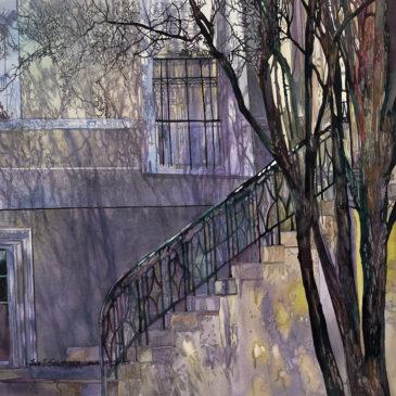 Savannah Shadows – original has sold