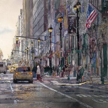 New York Shadows
