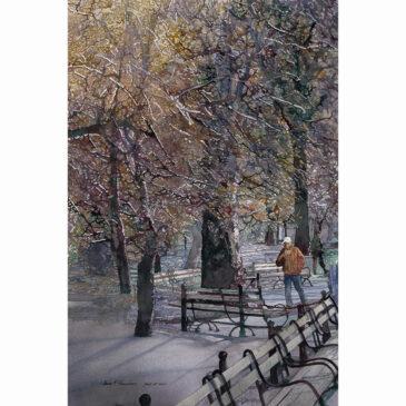 Washington Square Park II